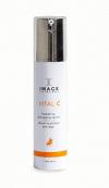 Hydrating serum with vitamin C