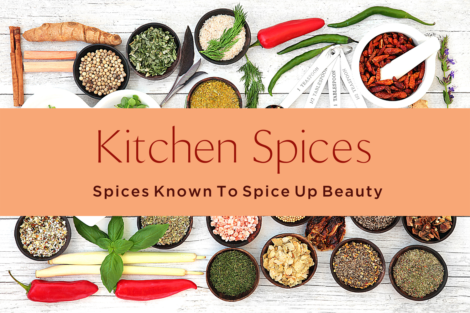 KITCHEN SPICES-yourself on update