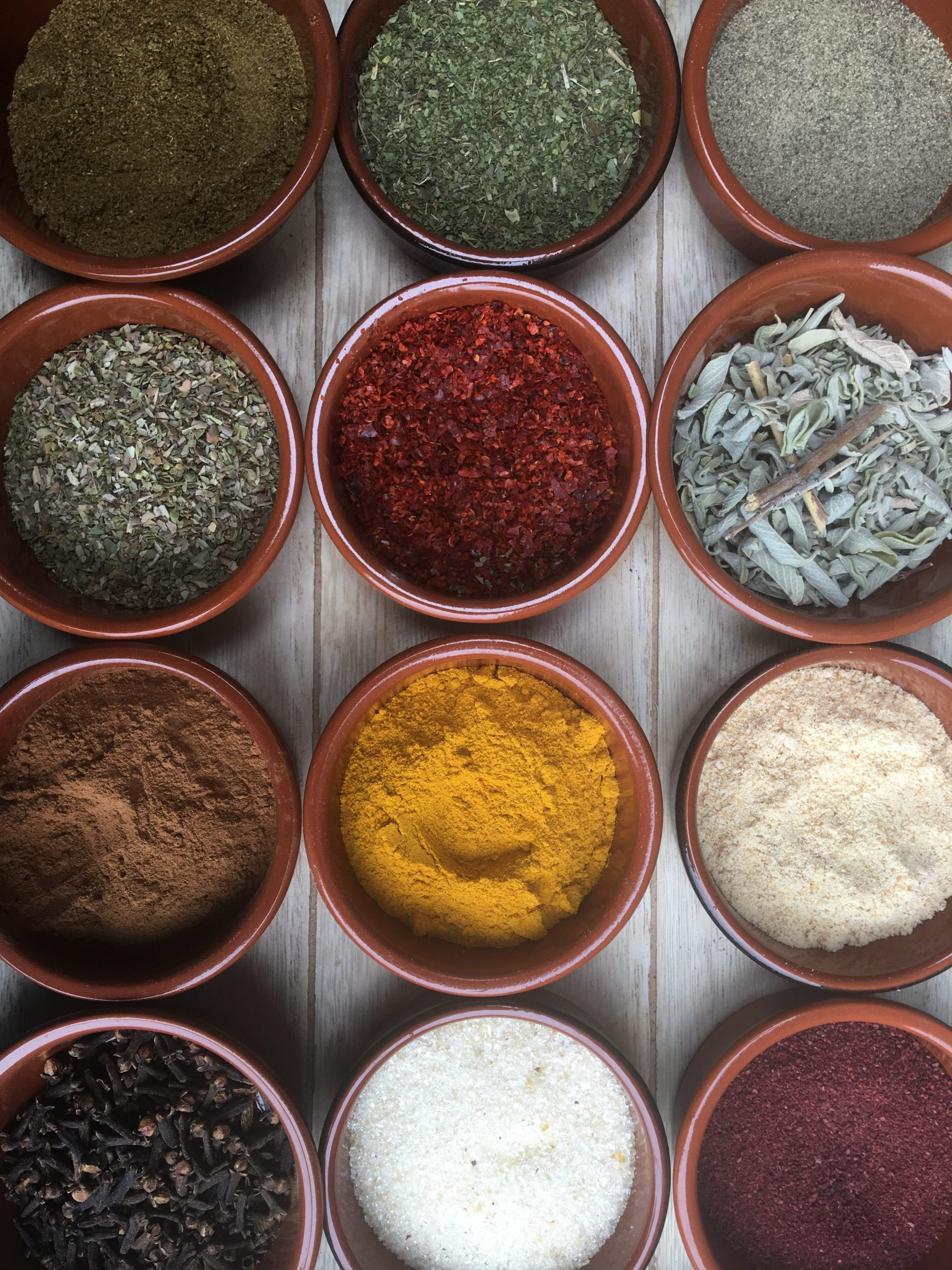 Kitchen Spices to Spice up beauty