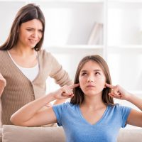 8 Signs That You Are Dealing With A Toxic Person-bad mood-not listening