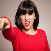 8 Signs That You Are Dealing With A Toxic Person-bad mood-rude behavior