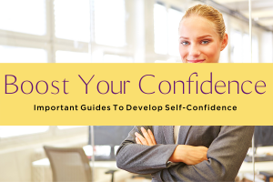 BOOST YOUR CONFIDENCE-yourself on update