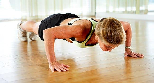 Renew your beauty #6. Exercise