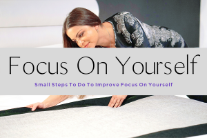 FOCUS ON YOURSELF-yourself on update