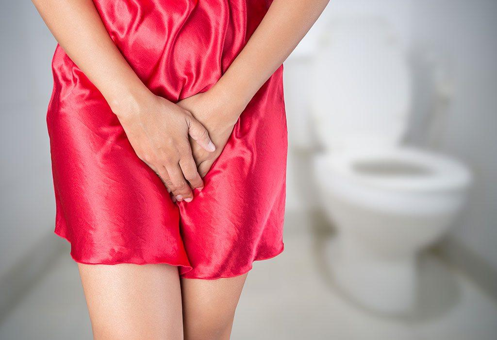 Personal hygiene habits avoid douching