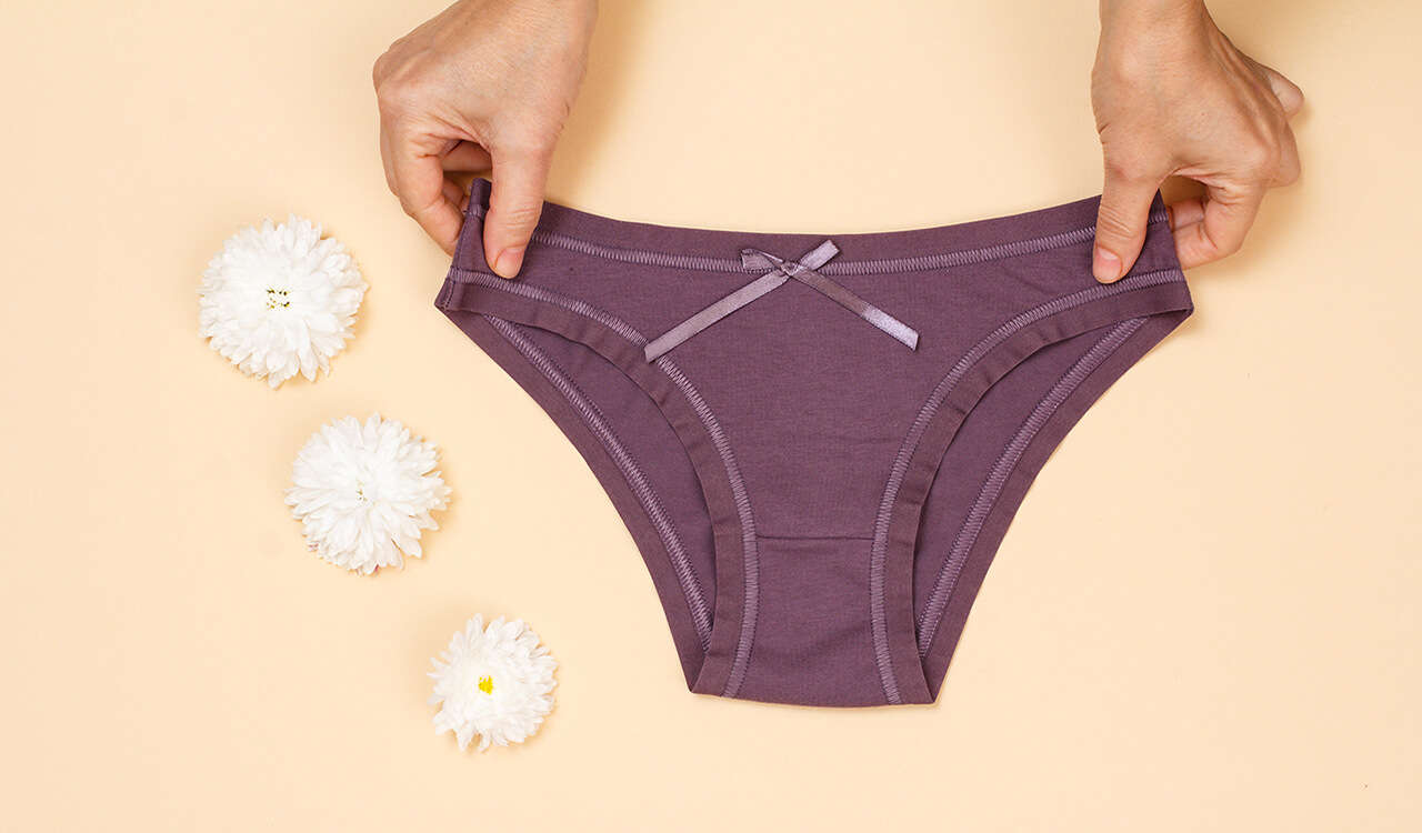 Personal hygiene habits change undergarments frequently