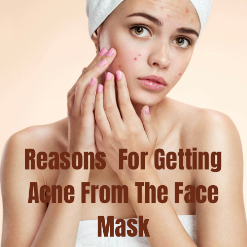 Reasons for getting acne