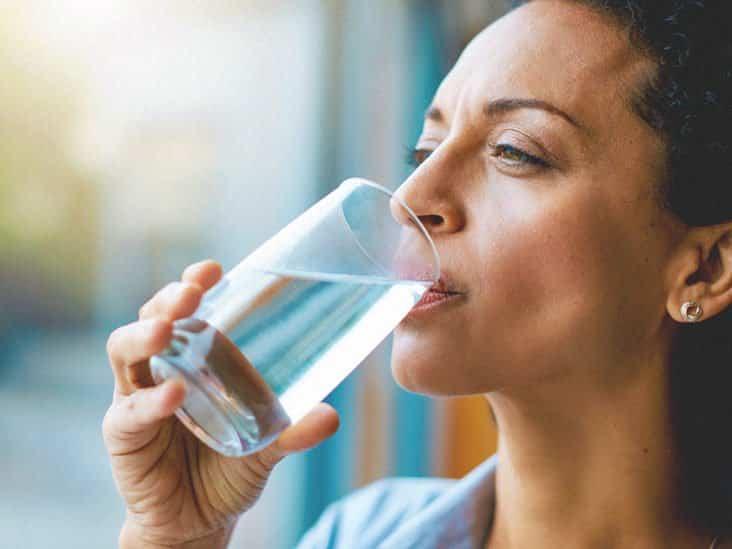 Renew your beauty #7. Drink Enough Fluids