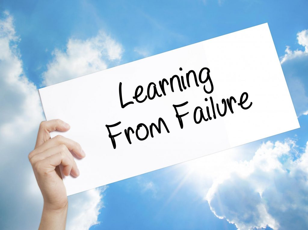 Boosting Self-Confidence-learning from failure