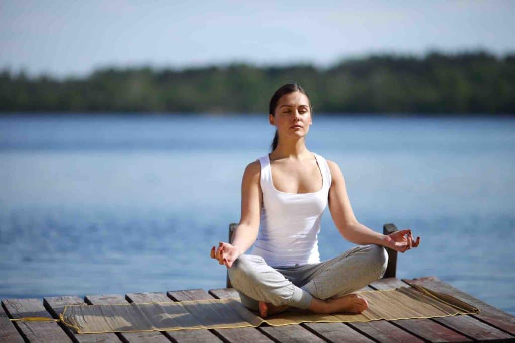 Renew your beauty #5. Meditation