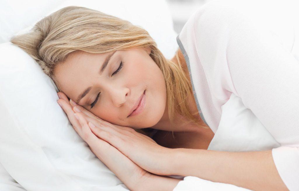 Renew your beauty #2. Uninterrupted Sleep