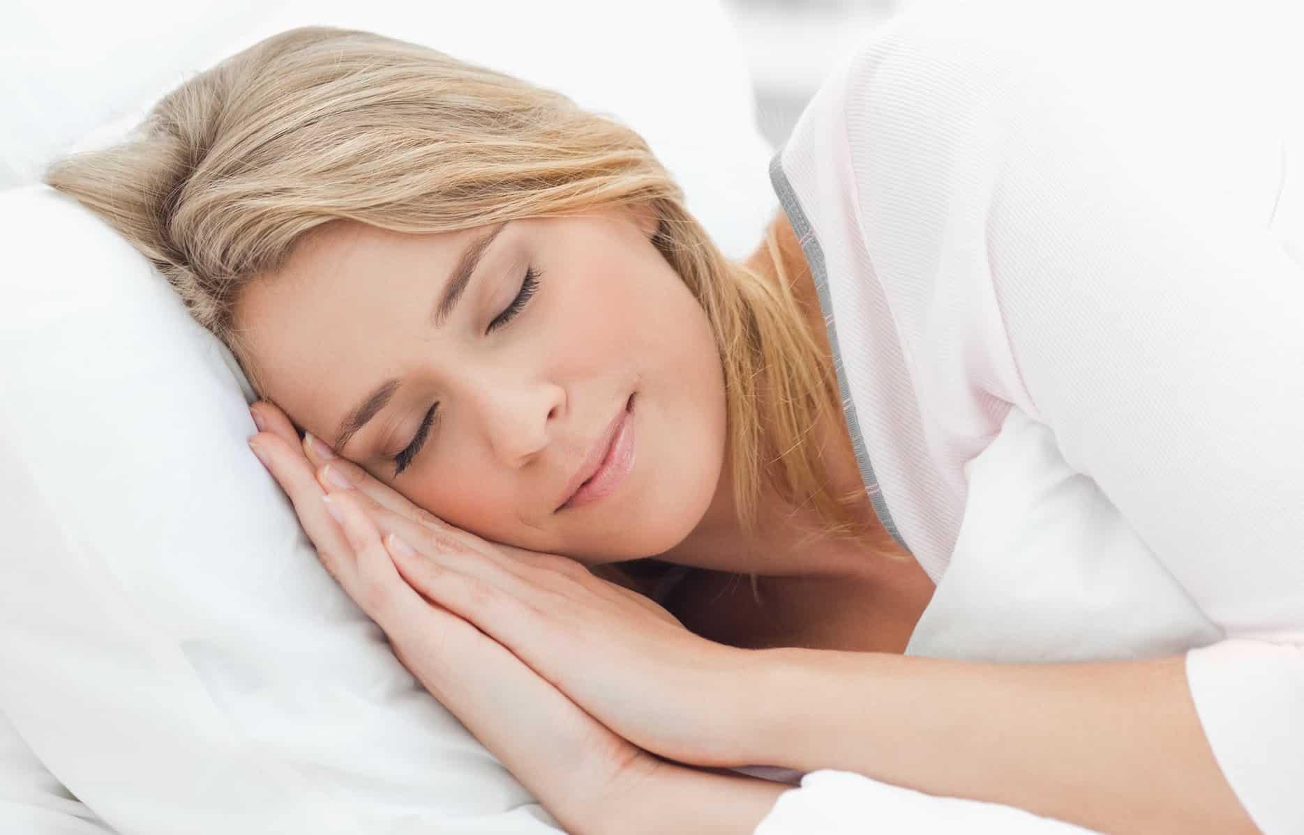 uninterrupted sleep