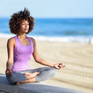 Moment of tranquility #6. It Improves The Ability To Meditate