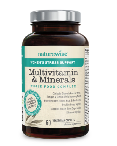 Nature wise Women's Stress support