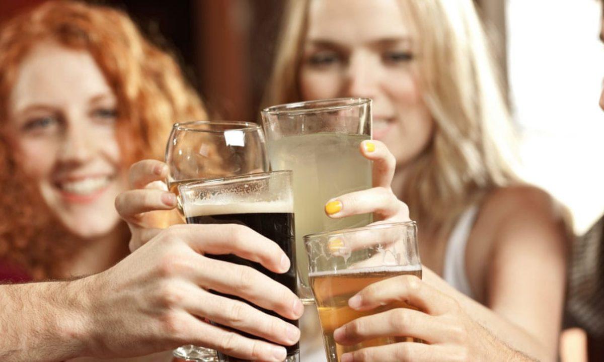 avoid drinking alcohol