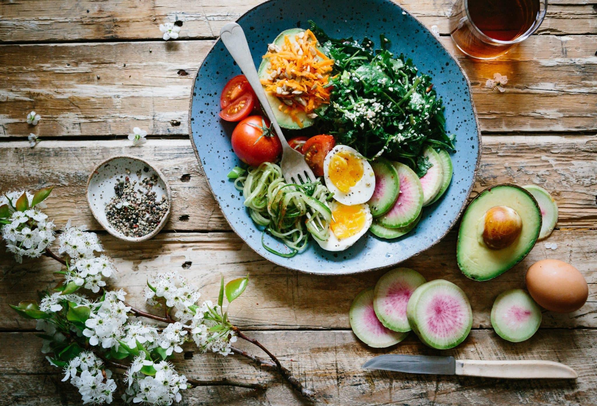 Healthy regimen #4. Avoid High-Carbs