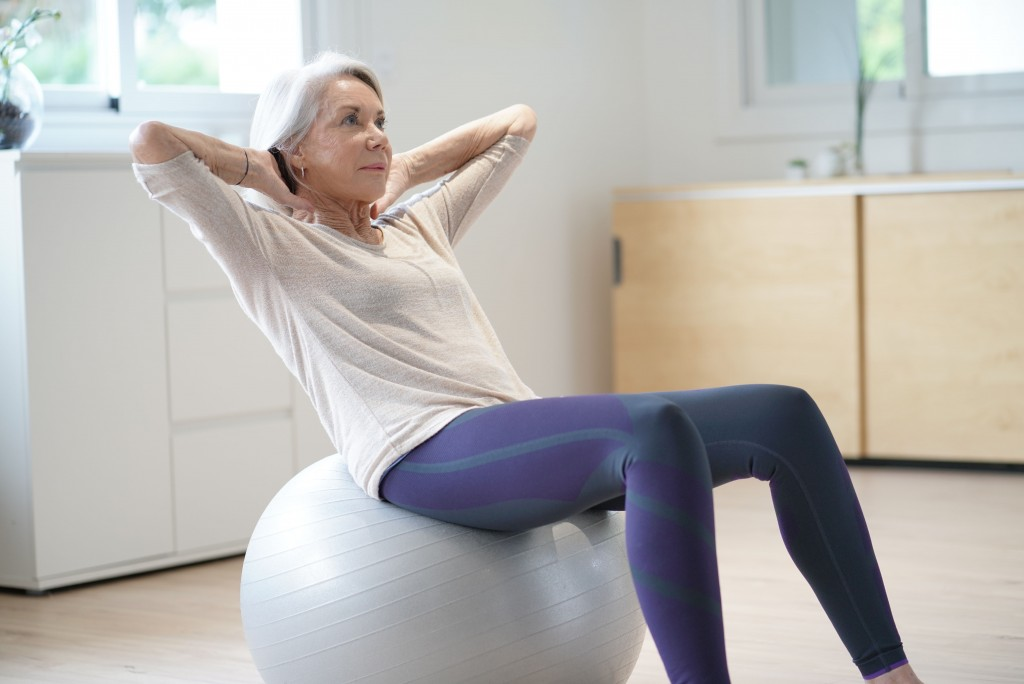 Aging women promotes maximum lifespan_boost your health