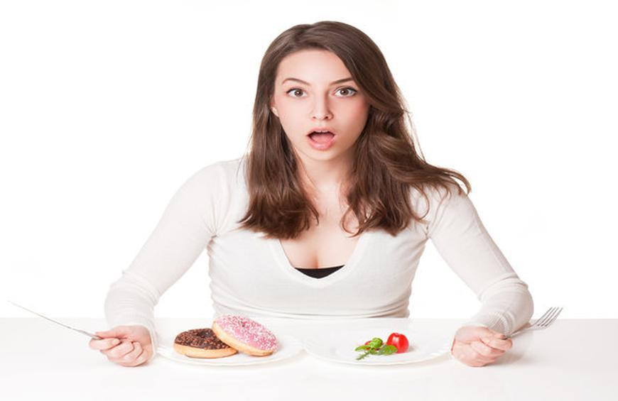 eating less