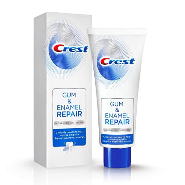 Enamel repair