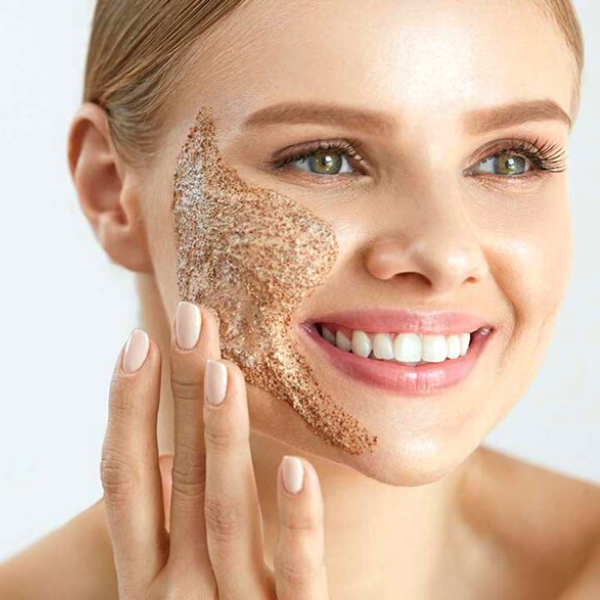 Exfoliate to eliminate dead cells-yourself on update