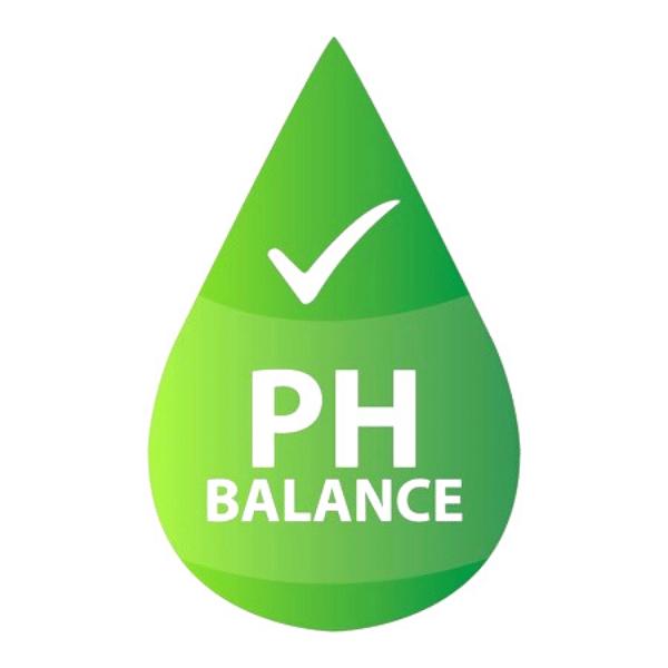 PH balance level