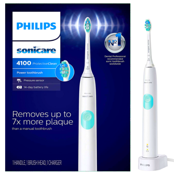 Philips sonicare toothbrush white-yourself on update