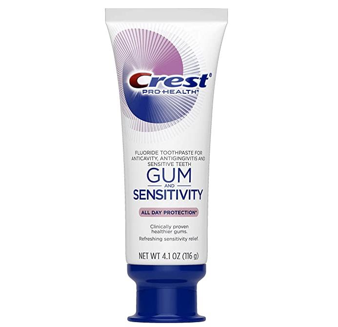 crest gum and sensitivity