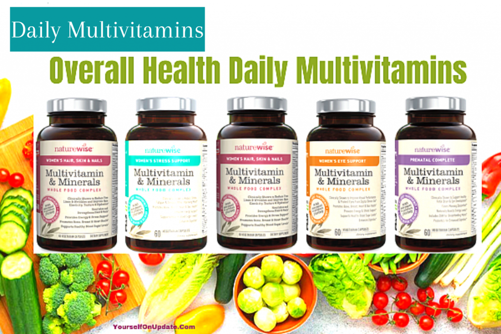 Daily multivitamins yourself on update 1