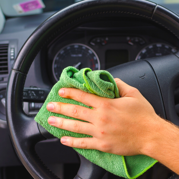Focus on yourself #7. Clean Your Car