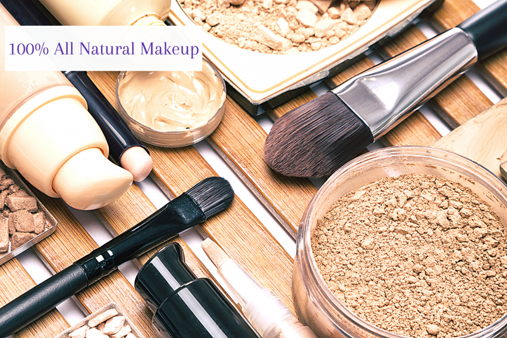 Natural Makeup yourself on update