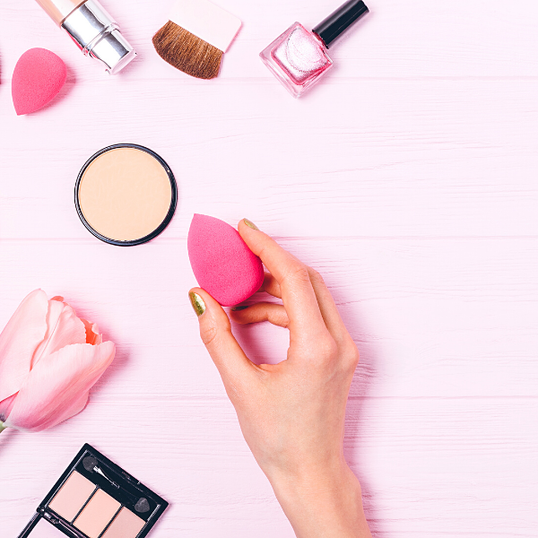 Personal Hygiene #9. Wash Your Makeup Sponge Daily