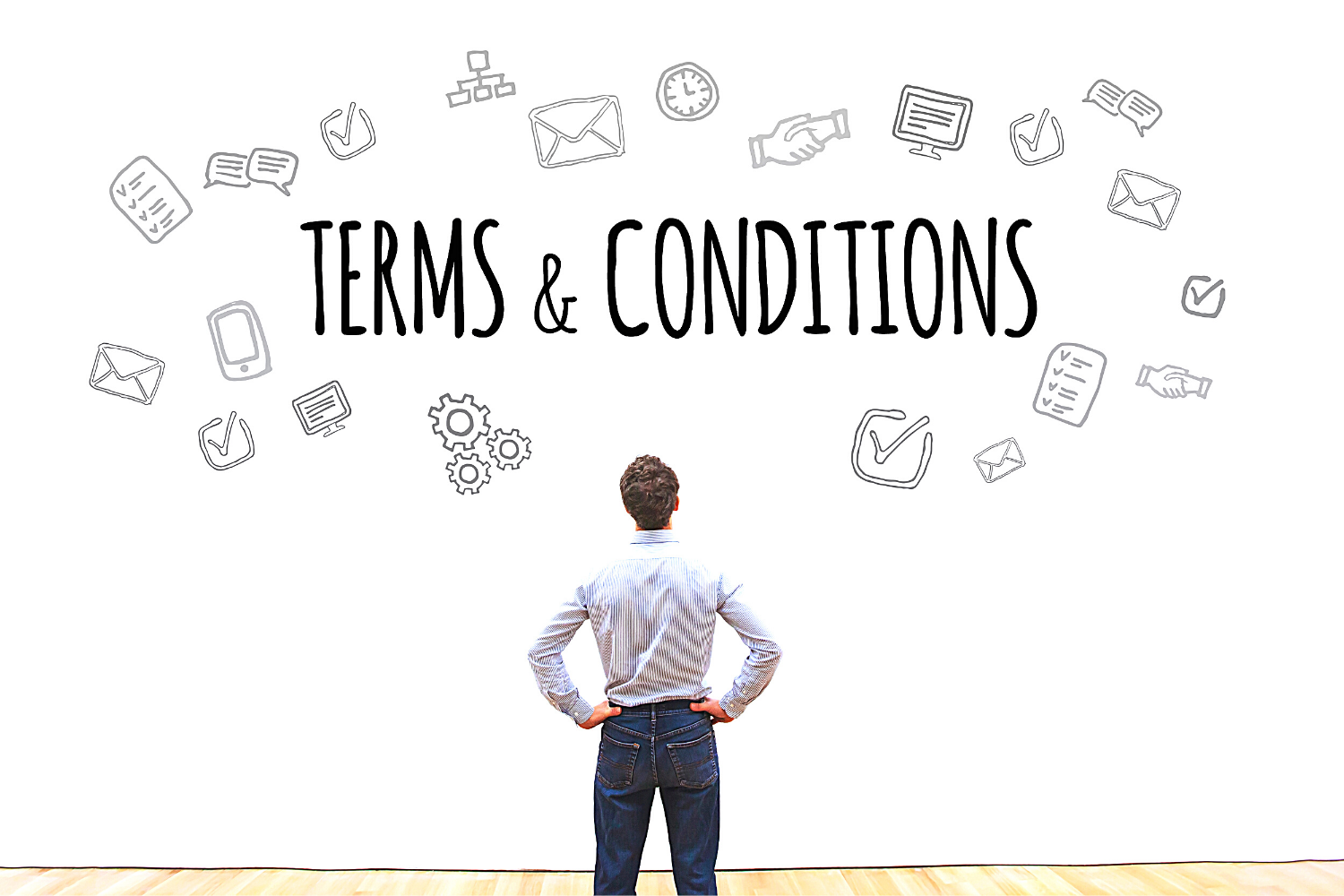 Terms and Conditions-yourself on update
