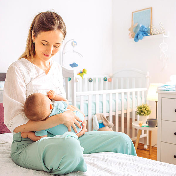 Lose weight after pregnancy #1. Breastfeeding