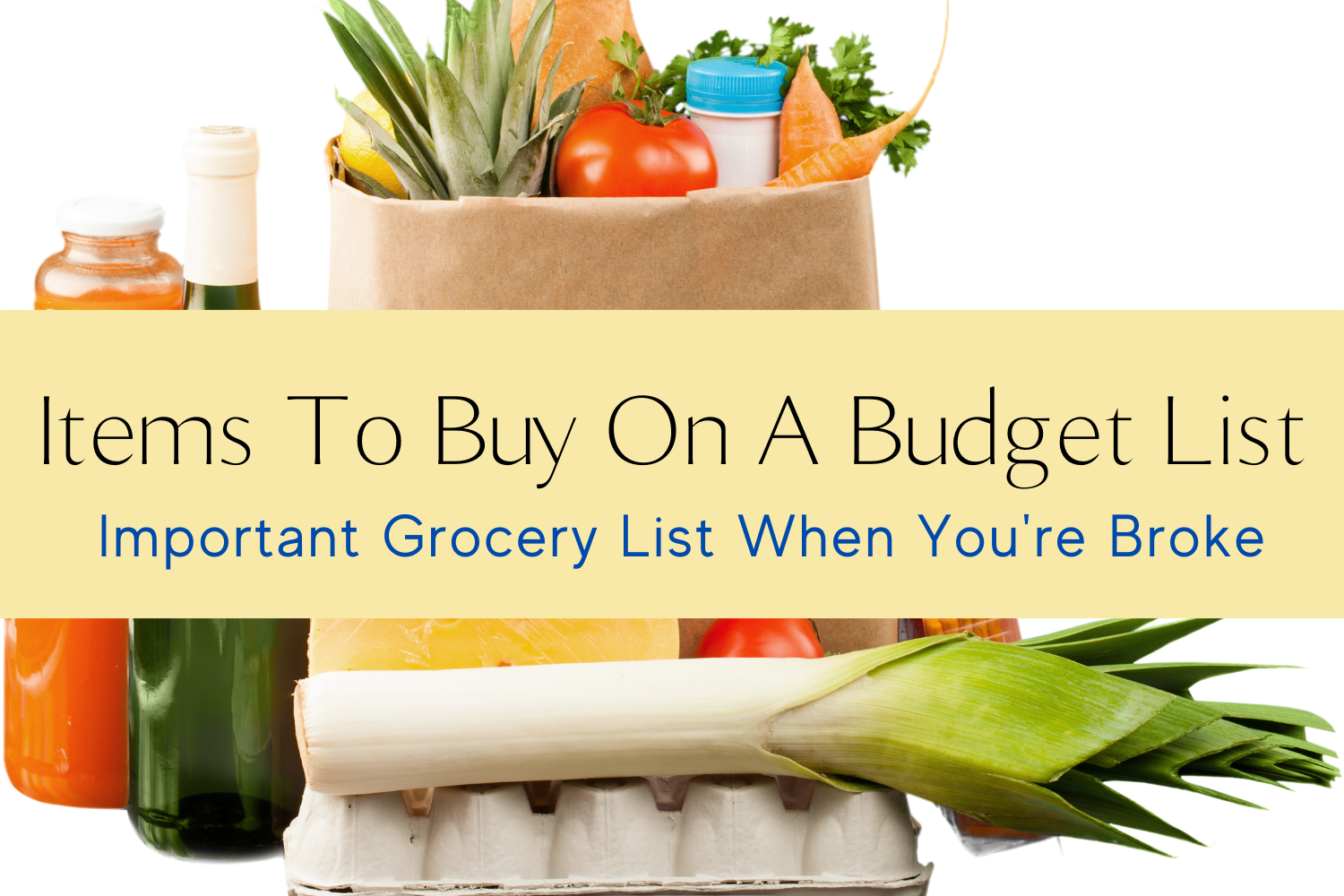 items-to-buy-on-a-budget-list