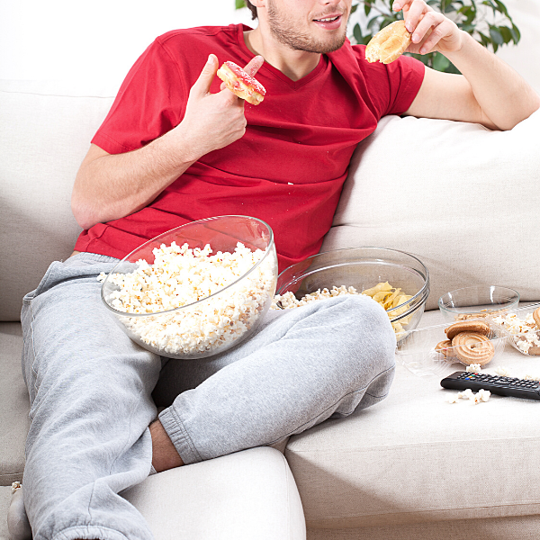 Smart Moves To Your Money: Avoid and control yourself from binge eating